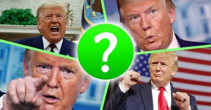 10 questions to figure out if you're like Donald Trump